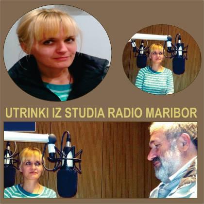 Intervju iz radia RTV SLO Maribor