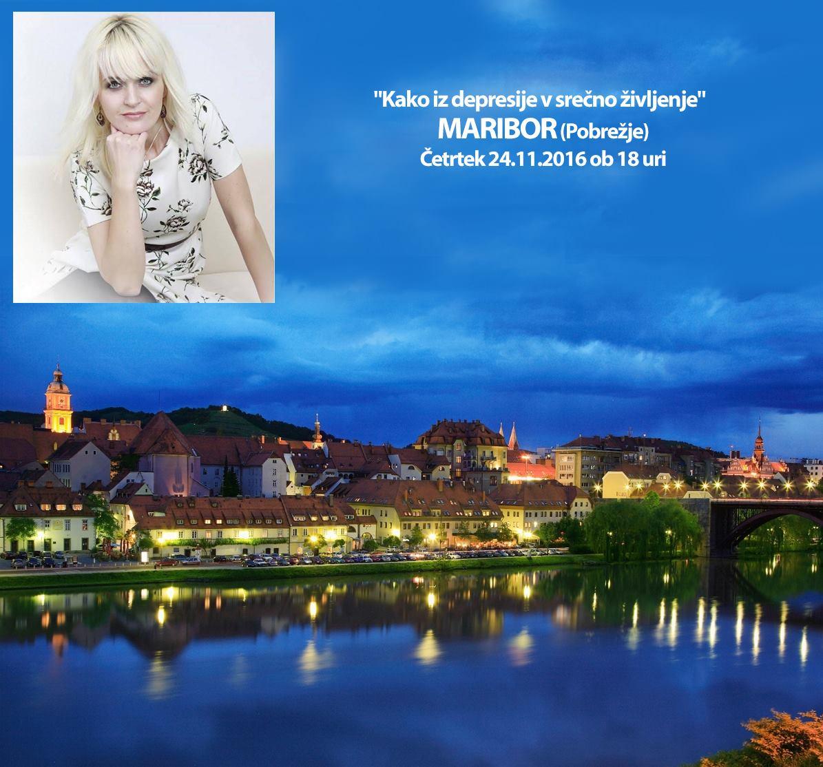 Predavanje v Mariboru, 24.11. ob 18h.