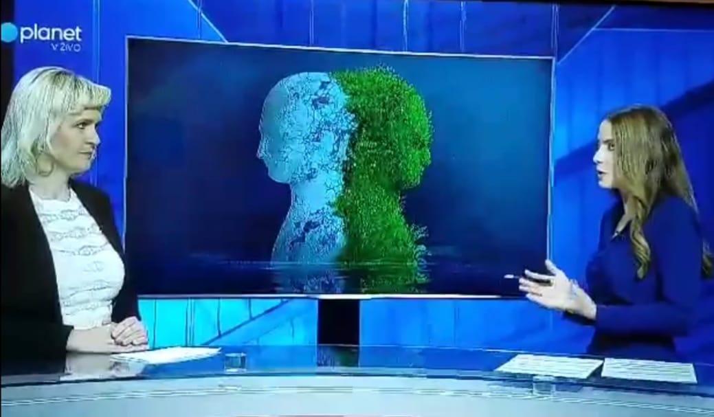 Read more about the article Moje sporočilo na televiziji Planet Tv